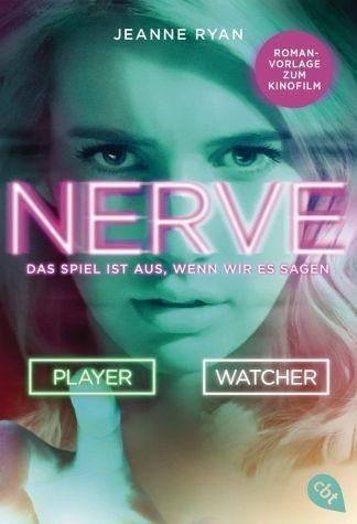 Broschiertes Buch »NERVE - Das Spiel ist aus, wenn wir es sagen«