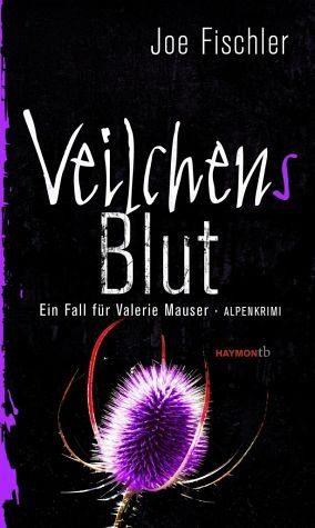 Broschiertes Buch »Veilchens Blut«