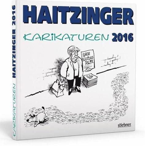 Gebundenes Buch »Haitzinger Karikaturen 2016«