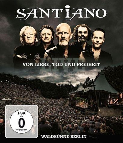 Blu-ray »Santiano - Von Liebe, Tod und Freiheit«