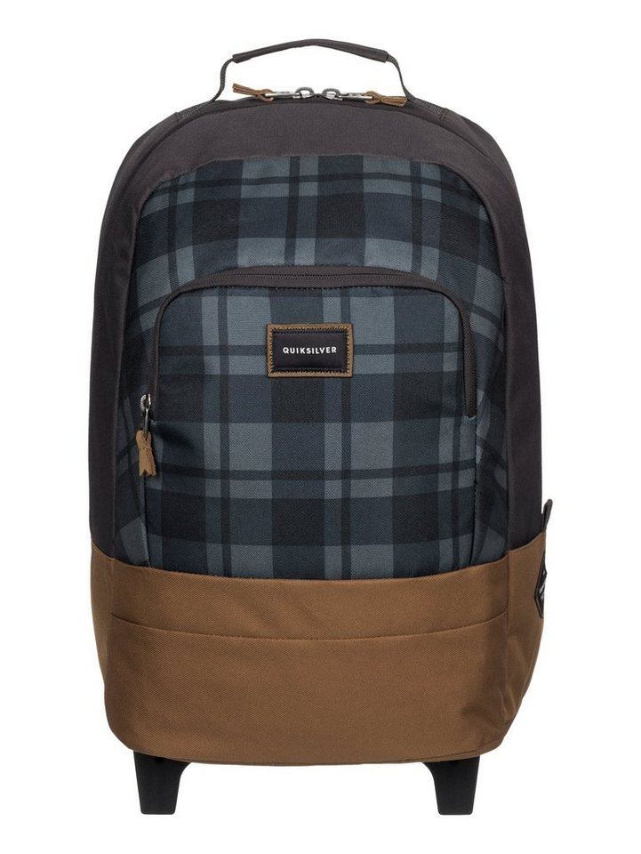 Quiksilver Trolley Rucksack »Hallpass« in Lime punch