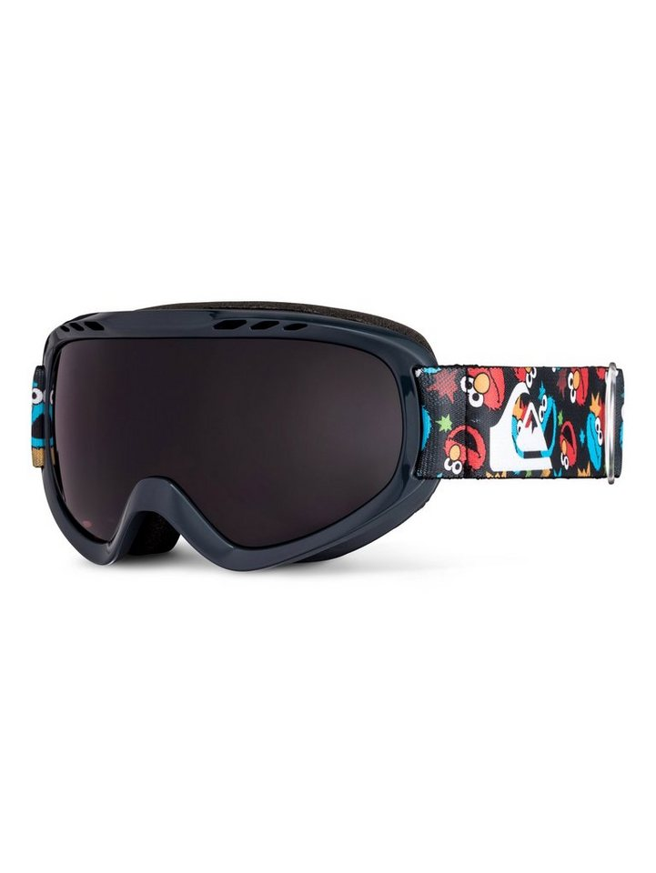 Quiksilver Goggle »Flake« in Cadmium yellow