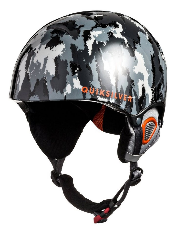 Quiksilver Snowboard Helm »The Game« in Sodalite blue