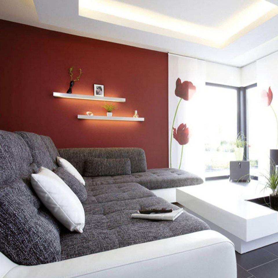 s.LUCE Wandlampe »Cusa LED-Lichtboard 100cm« in Weiß