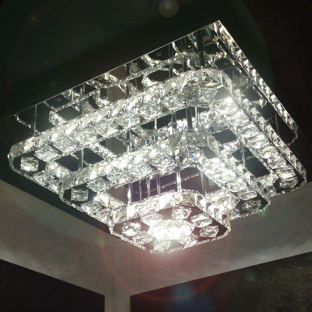 Licht-Trend Deckenleuchte »Grosse LED Kristall-«