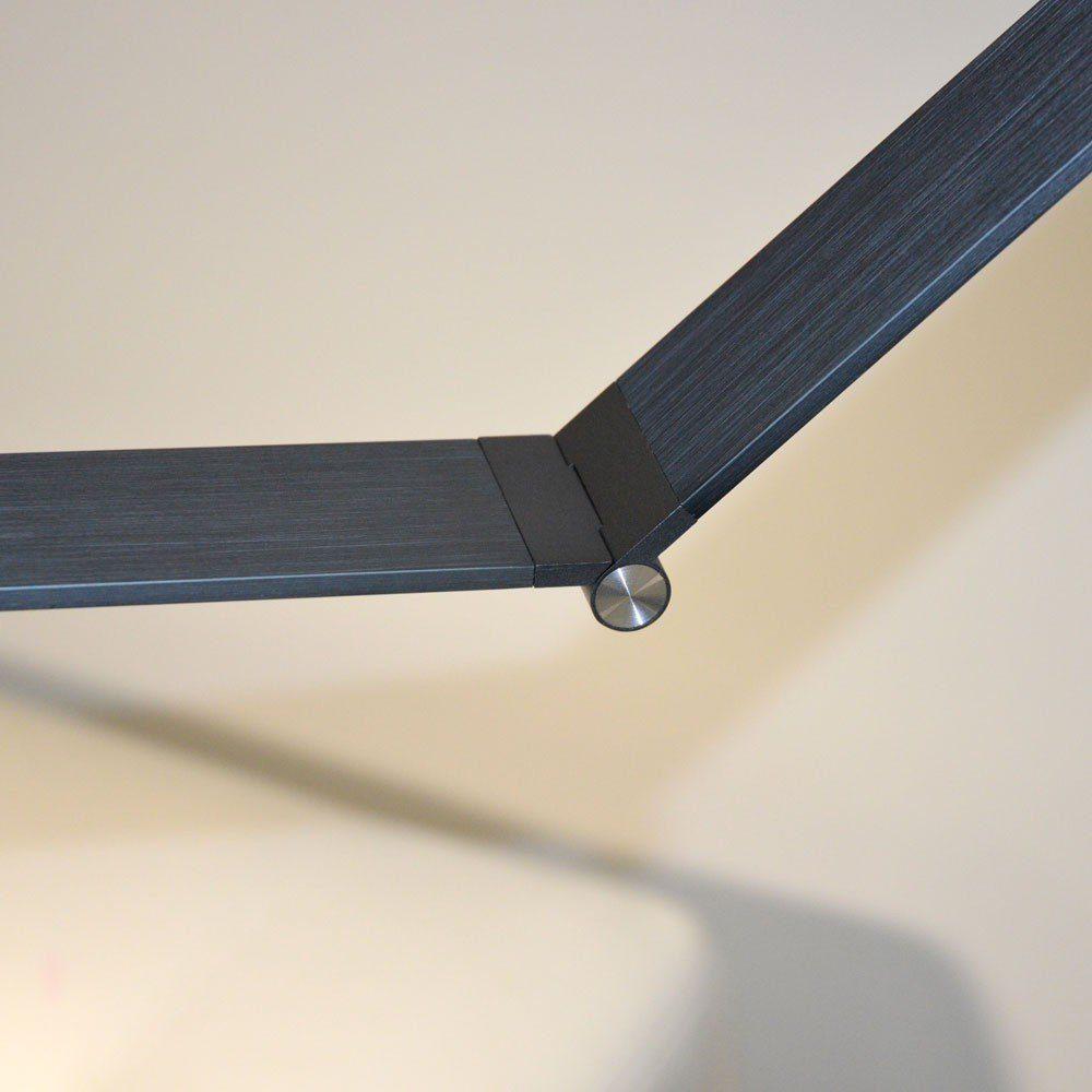 Licht-Trend Stehleuchte »Gigan LED in Saphirblau«