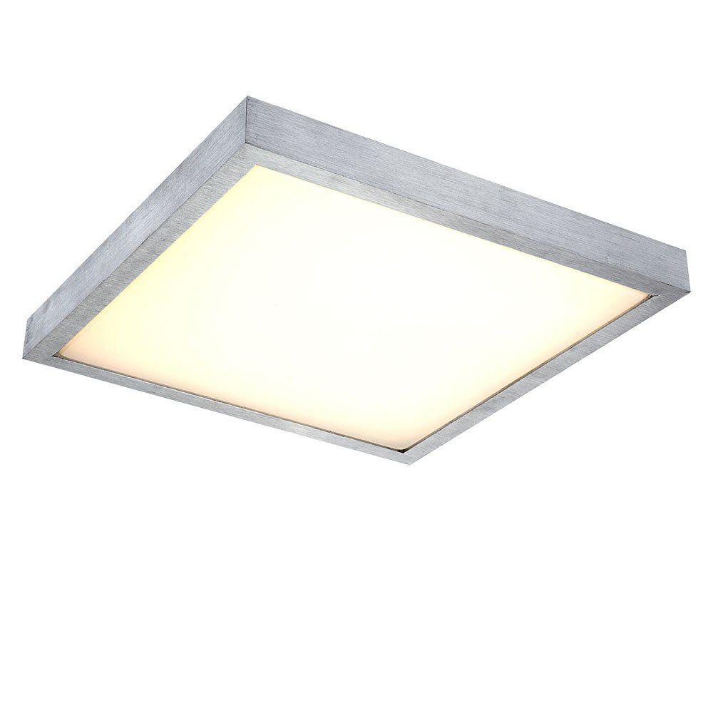 Licht-Trend Deckenleuchte »LED-Deckenleuchte in Alu-matt«
