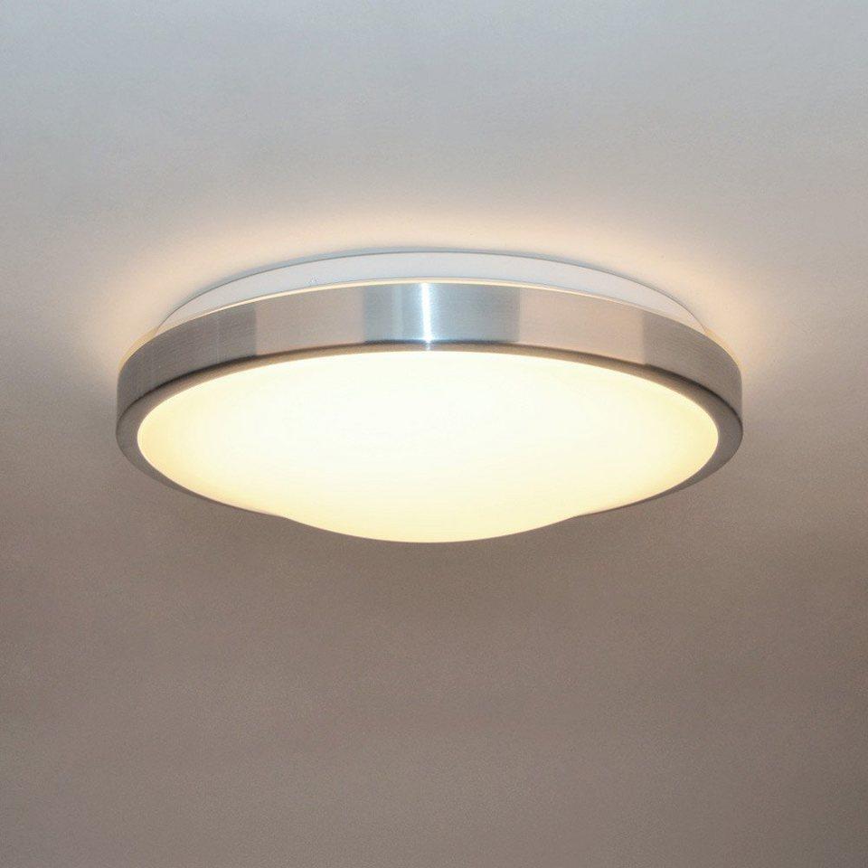 Licht-Trend Deckenleuchte »Lona LED-Deckenleuchte / Ø 35 cm / 1314 Lumen /« in Weiß