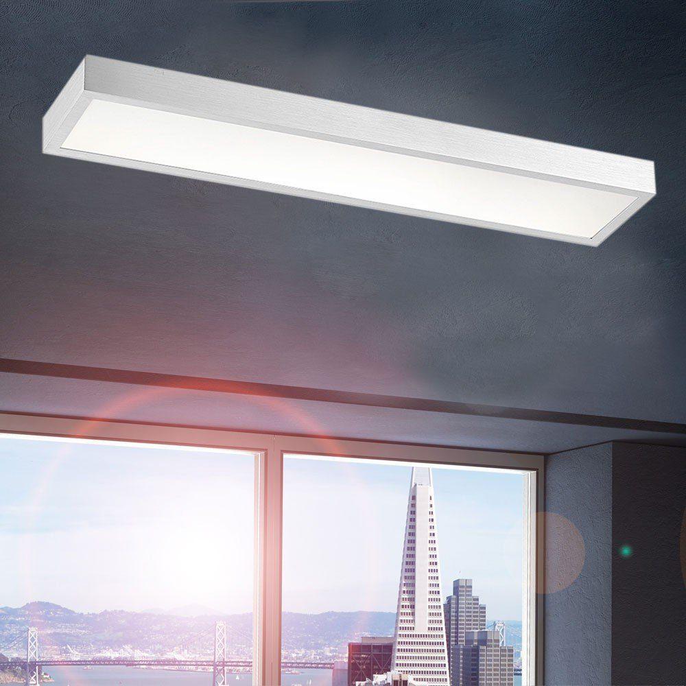 Licht-Trend Deckenleuchte »Minimalistische rechteckige LED-Deckenleuchte«