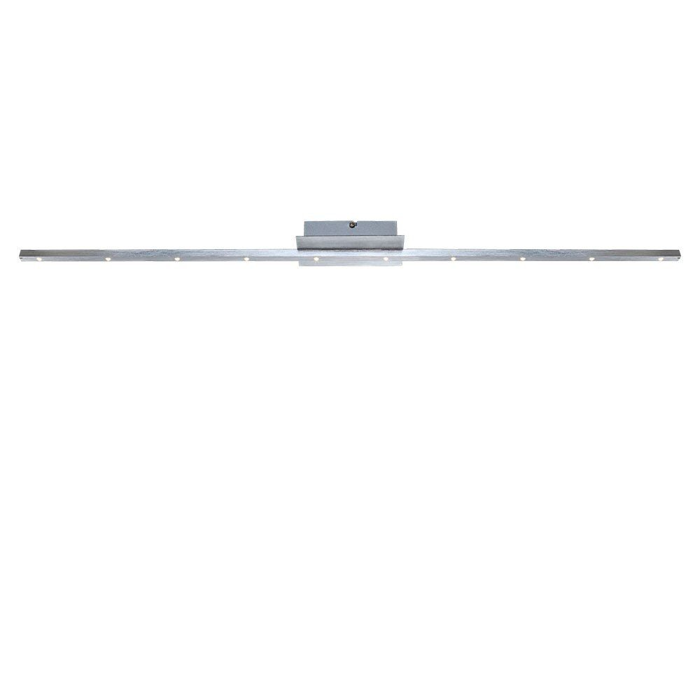 Licht-Trend Deckenleuchte »LED-Deckenleuchte in edler gebürsteter Oberfläche«