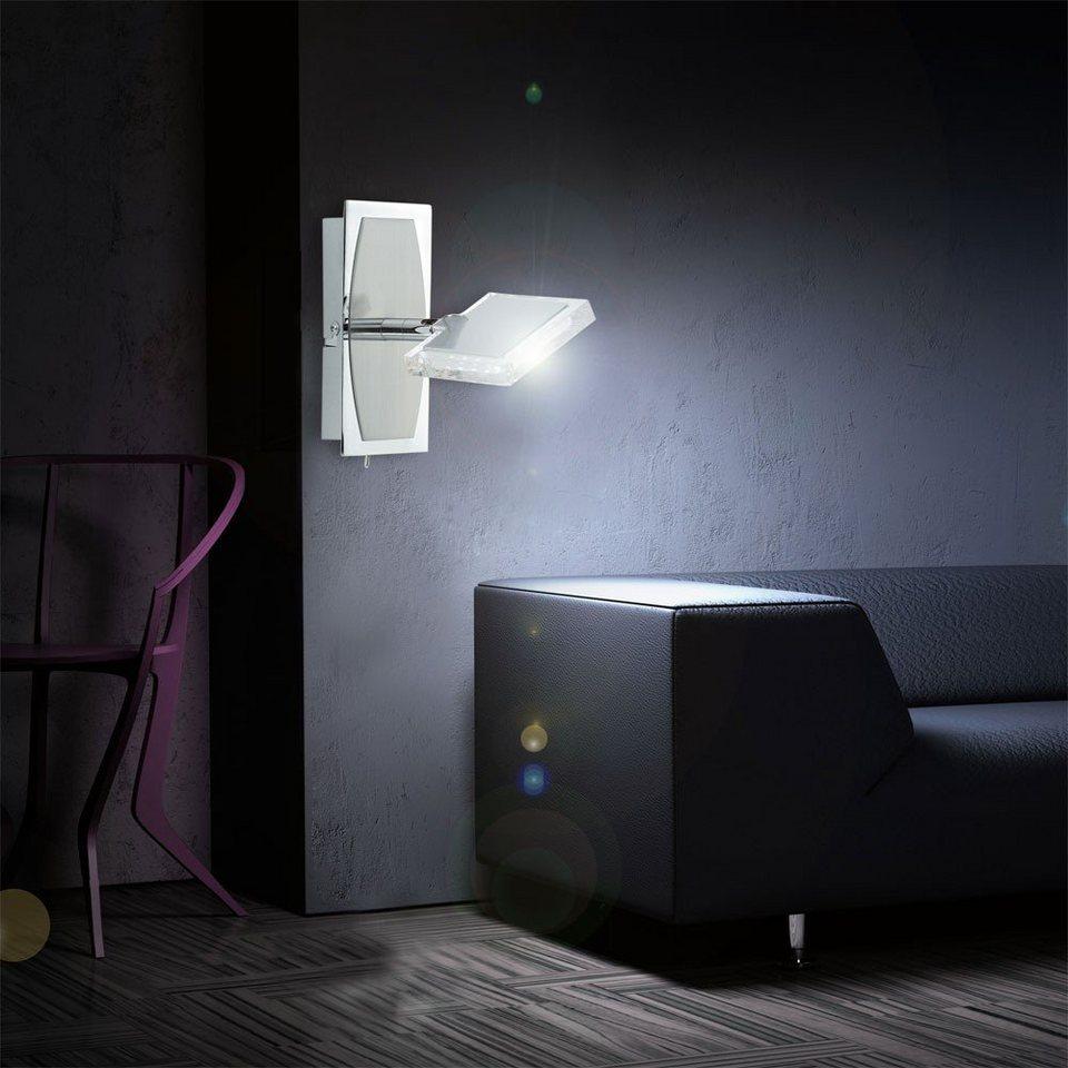 Licht-Trend Wandleuchte »LED-Wandleuchte Einzelstrahler« in Silber