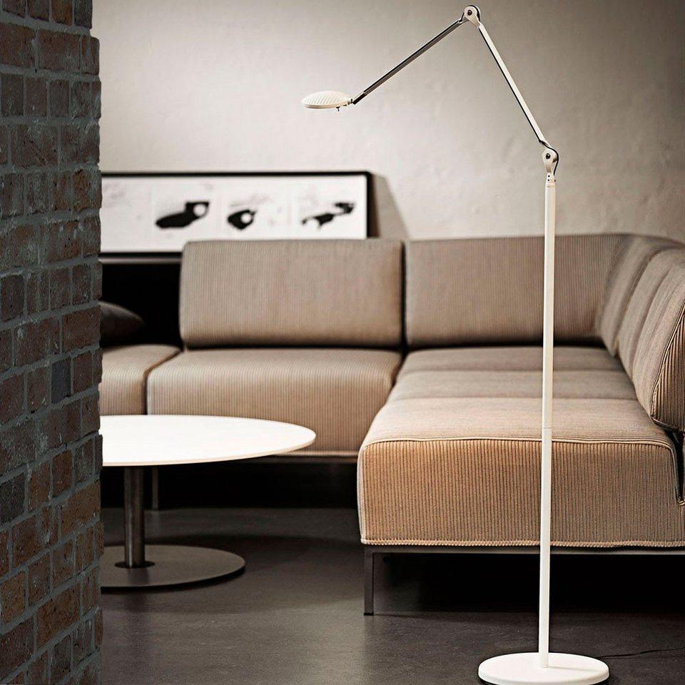 Licht-Trend Stehleuchte »Dikla LED-Stehleuchte« in Weiß