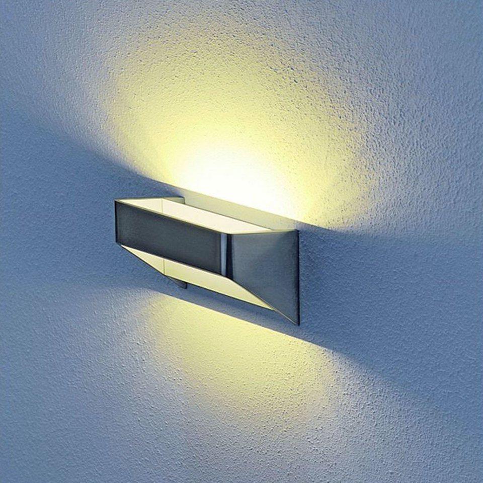 Licht-Trend Wandleuchte »LED-Wandleuchte im stilvollen Design« in Silber