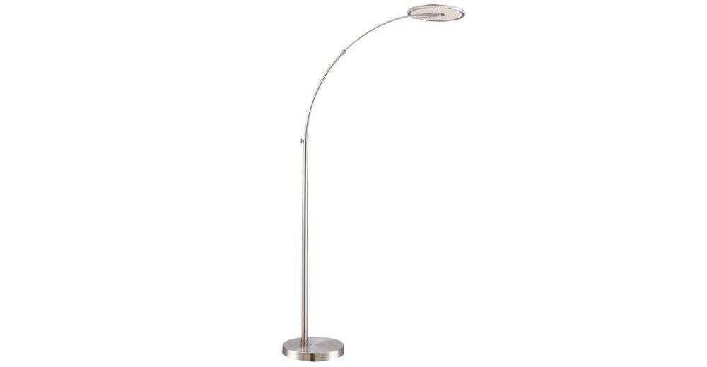 Licht-Trend Stehleuchte »LED-Bogenleuchte in Alu-matt«