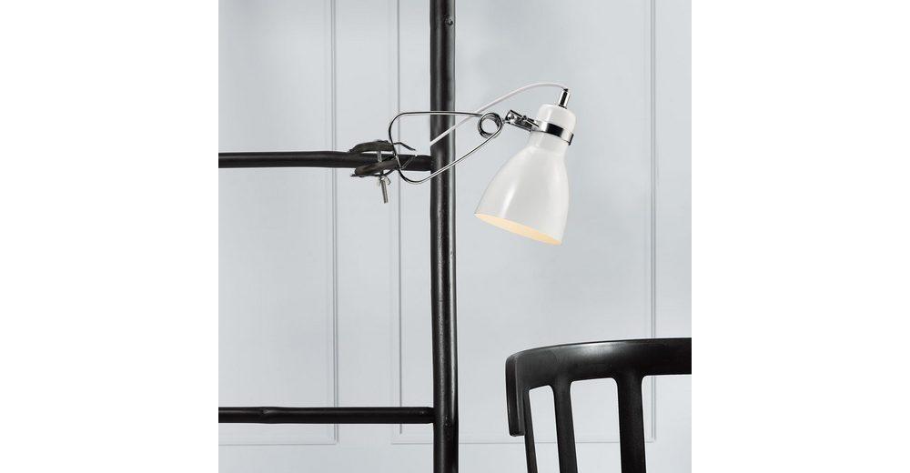 Licht-Trend Tischleuchte »Sera Metall-Klemmleuchte im modernen«