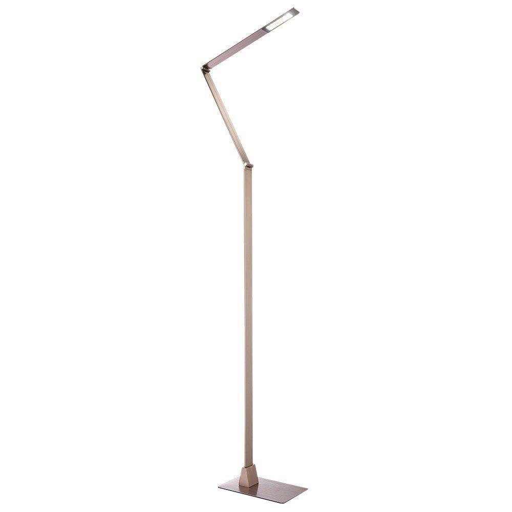 Licht-Trend Stehleuchte »Gigan LED-Stehleuchte in Kupfer«