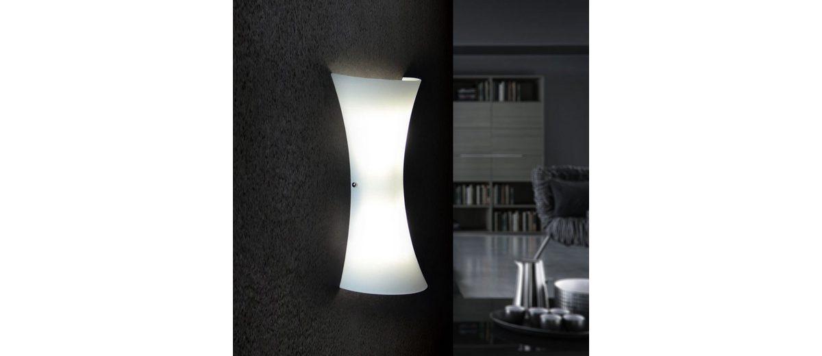 Licht-Trend Wandleuchte »Aira Glas-Wandleuchte in Opalweiss«