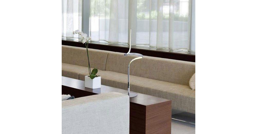 Licht-Trend Tischleuchte »Spirito LED-Tischleuchte geschwungen 63 cm«