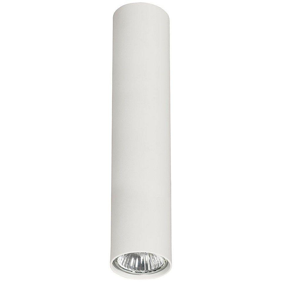 Licht-Trend Deckenleuchte »Eye M Deckenleuchte 24 cm in Weiss« in Weiß