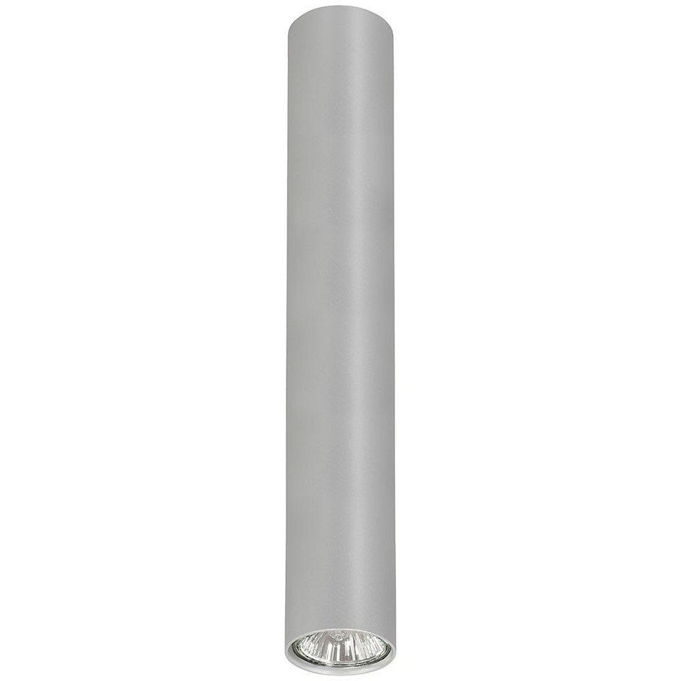 Licht-Trend Deckenleuchte »Eye L eckenleuchte 40 cm in Silber« in Silber