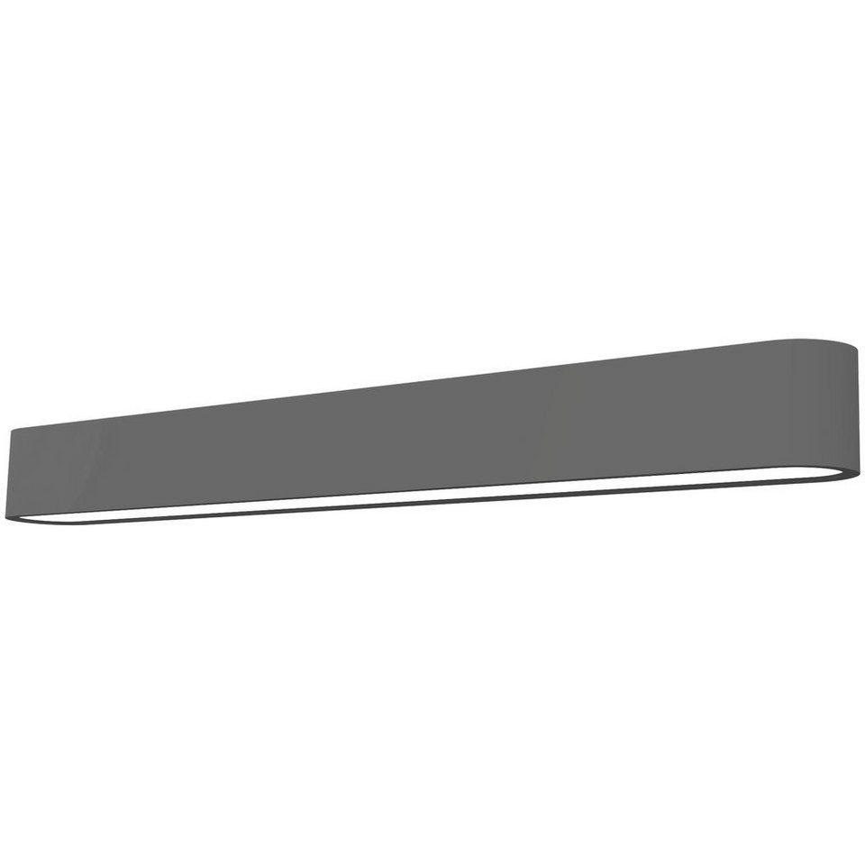 Licht-Trend Wandleuchte »Talu Wandleuchte 60 cm in Anthrazit« in Schwarz