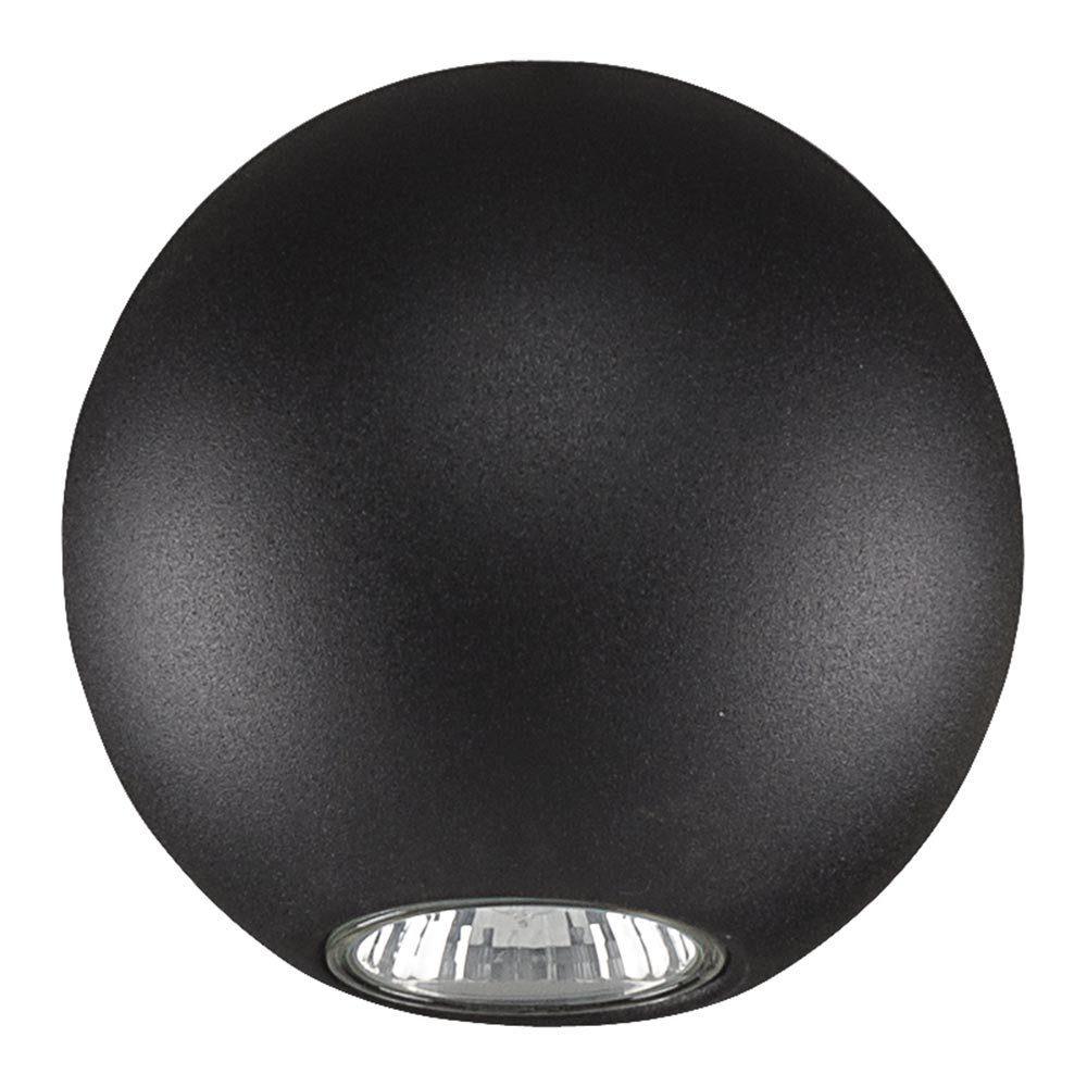 Licht-Trend Deckenleuchte »Bubb Deckenleuchte in Kugelform Ø 12 cm in Schwarz«