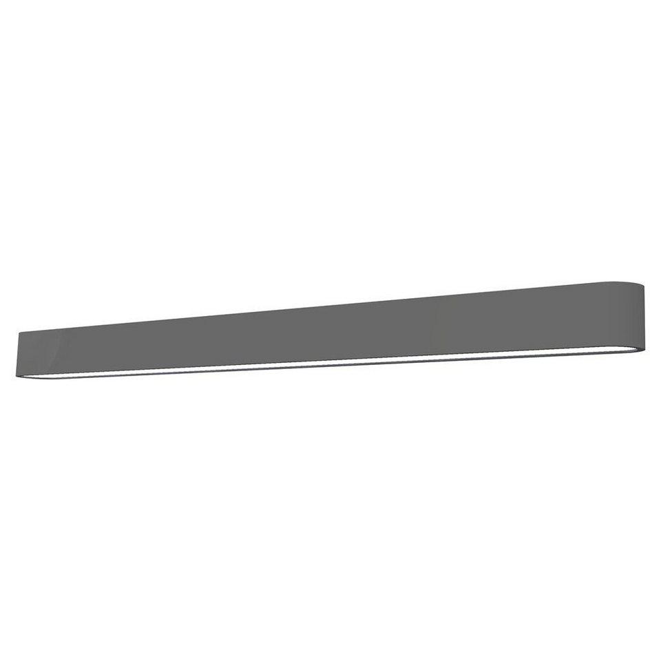 Licht-Trend Wandleuchte »Talu Wandleuchte 90 cm in Anthrazit« in Schwarz
