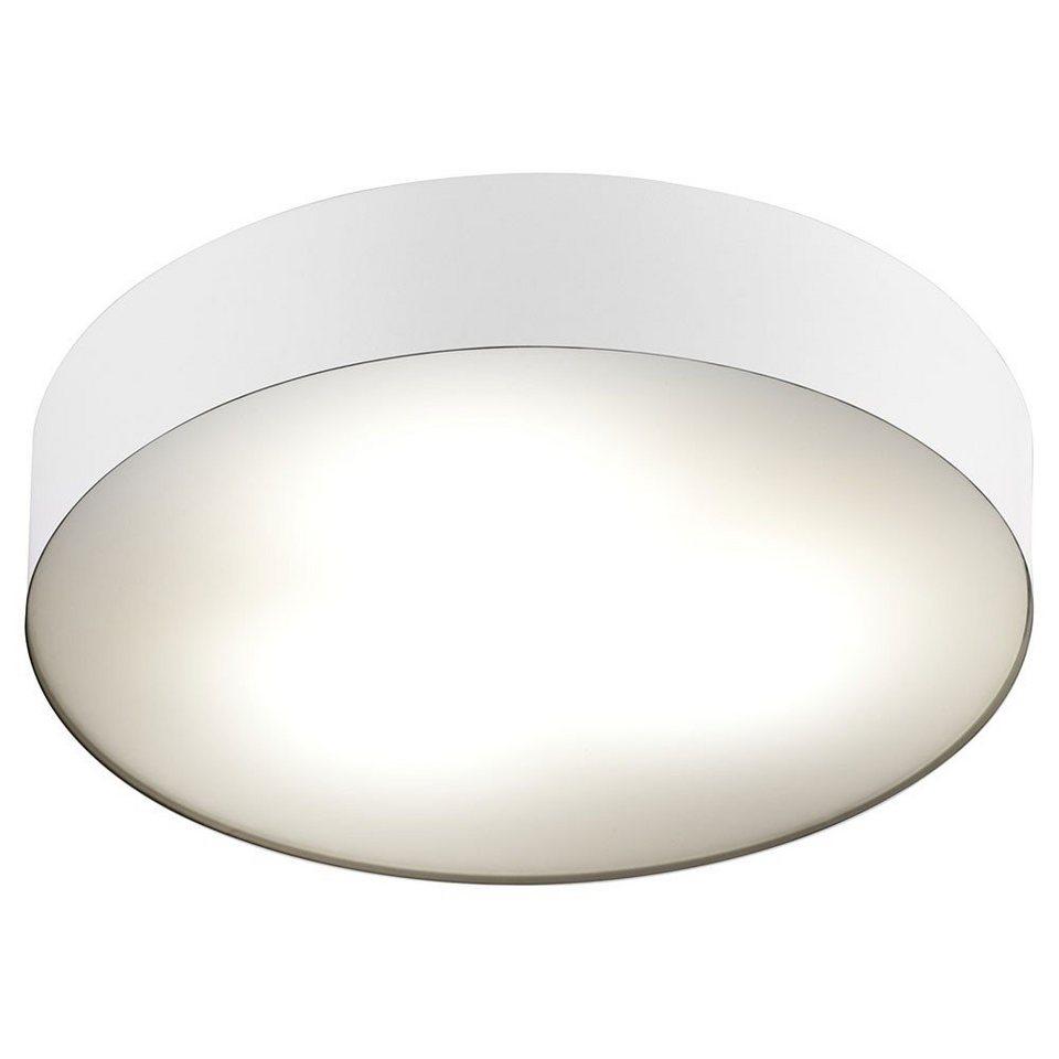 Licht-Trend Deckenleuchte »Talu Deckenleuchte Ø 40 cm in Weiss« in Weiß