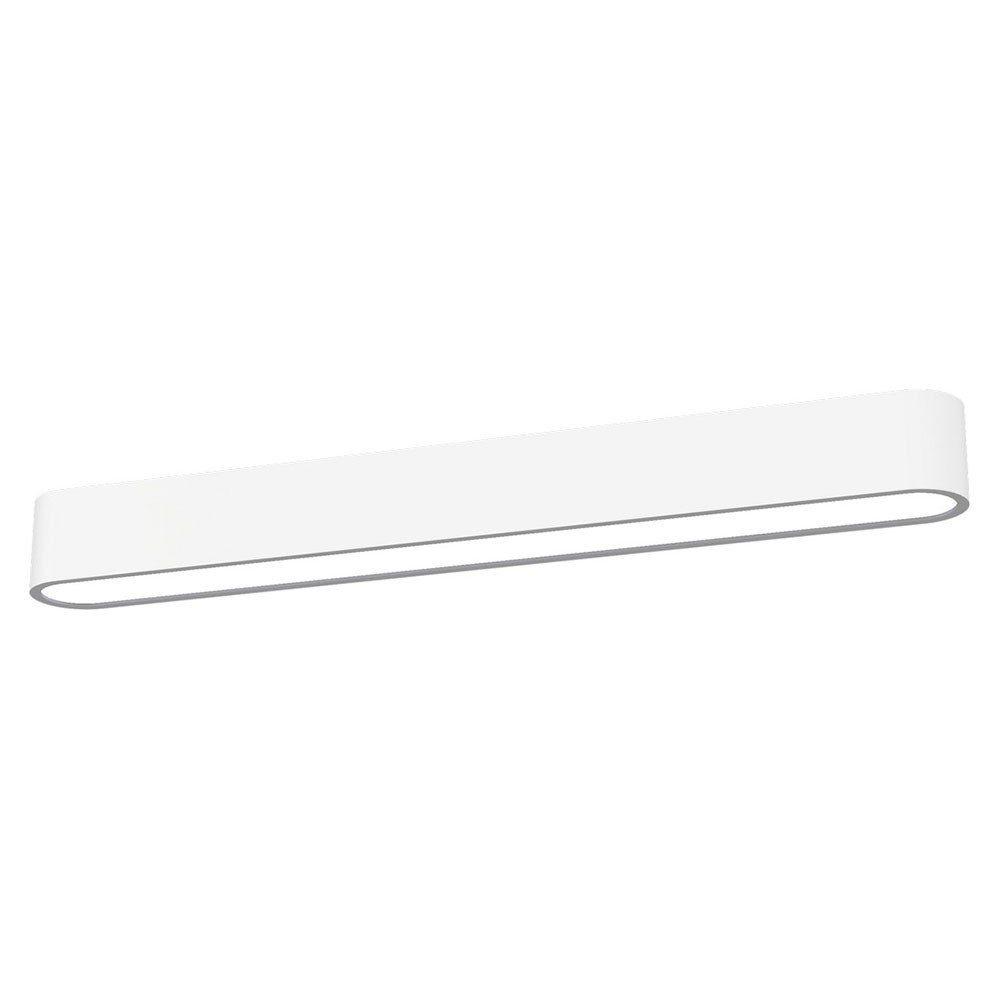 Licht-Trend Deckenleuchte »Talu Deckenleuchte 60 cm in Weiss«
