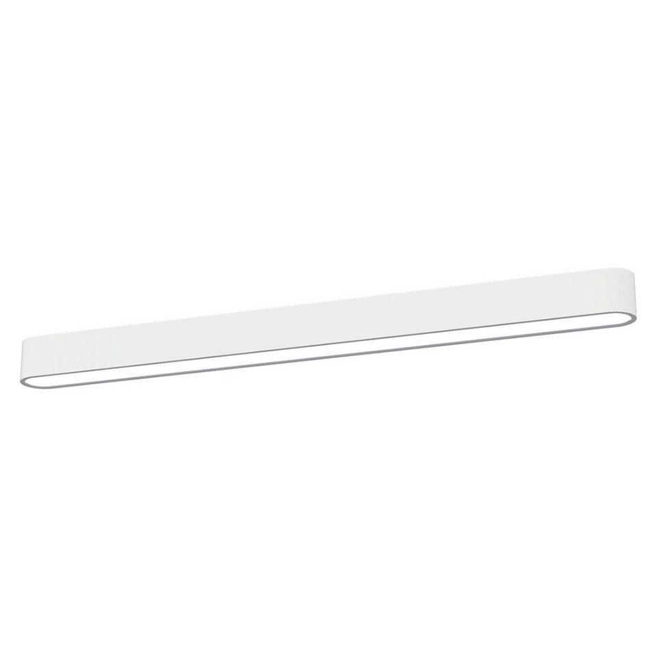 Licht-Trend Deckenleuchte »Talu Deckenleuchte 90 cm in Weiss« in Weiß