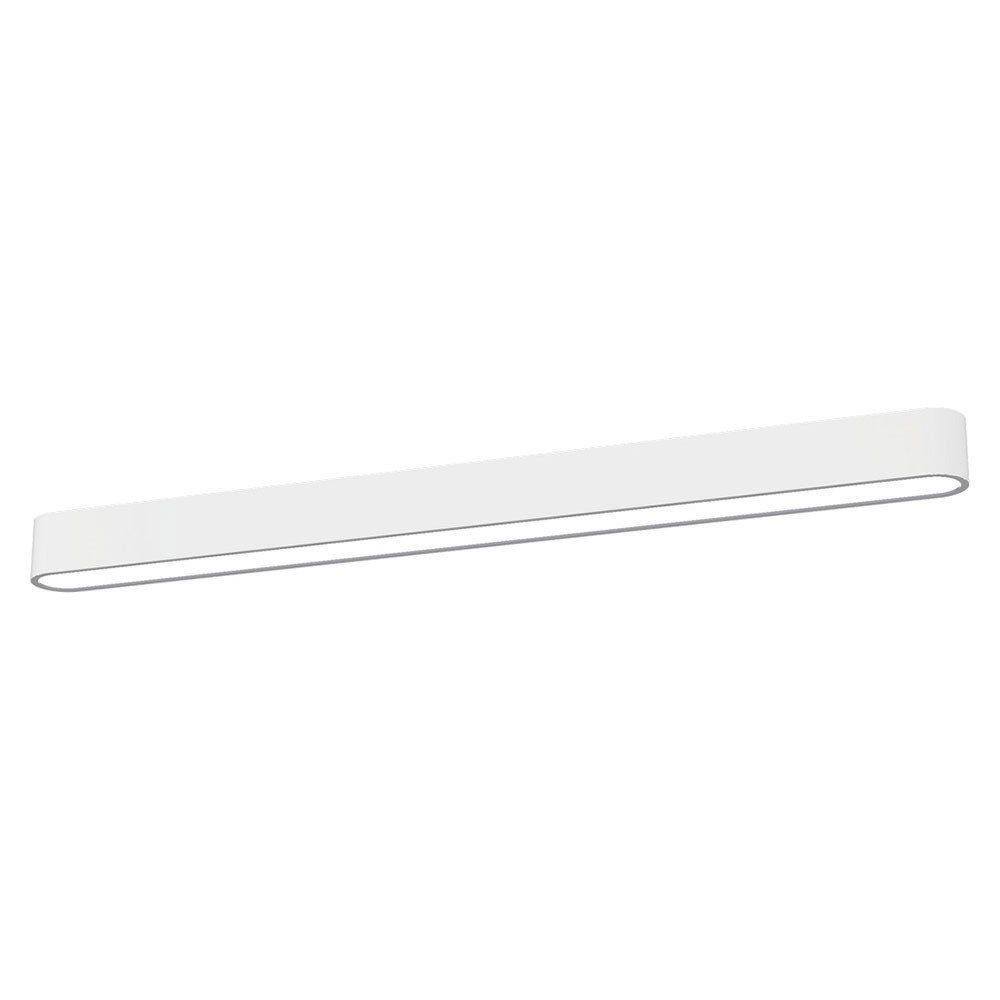 Licht-Trend Deckenleuchte »Talu Deckenleuchte 90 cm in Weiss«