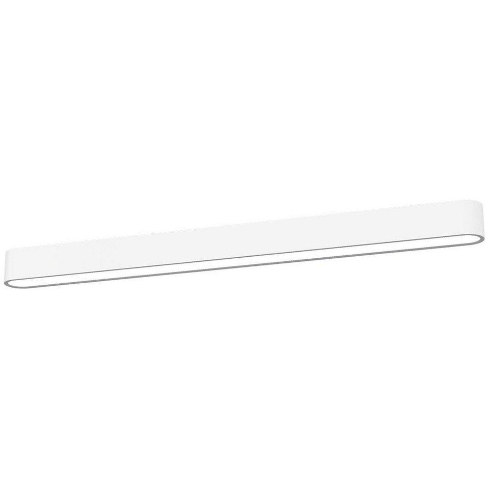 Licht-Trend Deckenleuchte »Talu Deckenleuchte 120 cm in Weiss« in Weiß