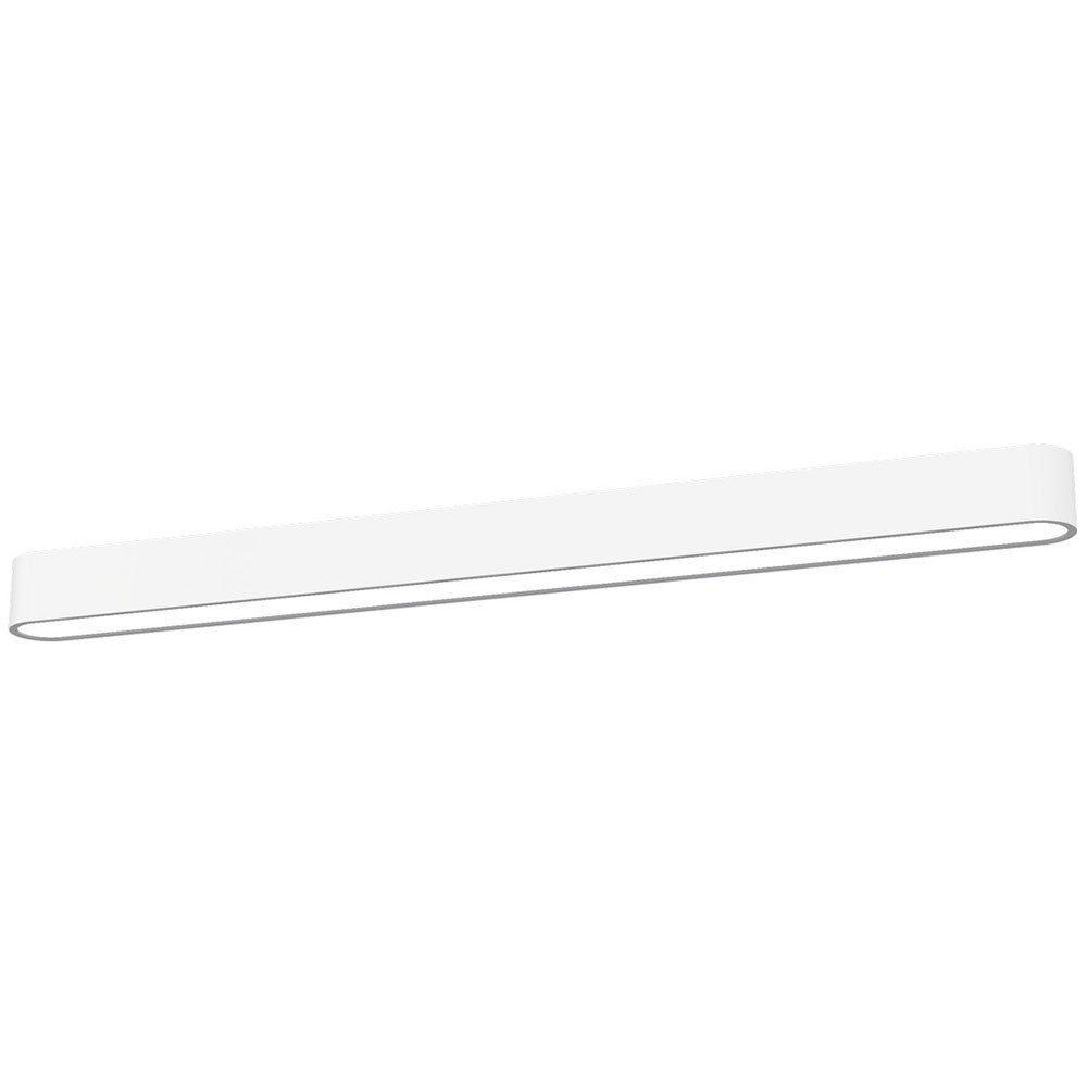 Licht-Trend Deckenleuchte »Talu 120cm in Weiss«