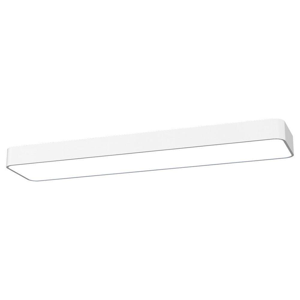 Licht-Trend Deckenleuchte »Talu Deckenleuchte 90 x 20 cm in Weiss«