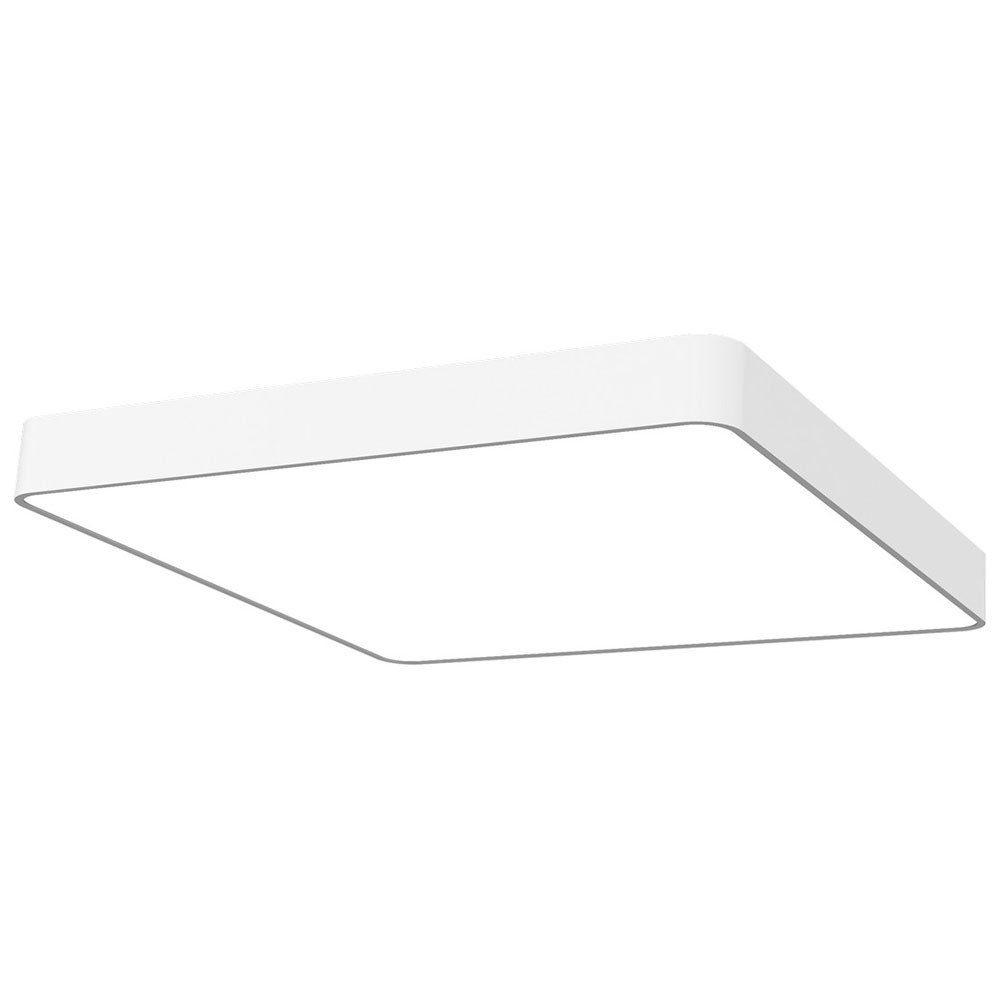 Licht-Trend Deckenleuchte »Talu Deckenleuchte 60 x 60 cm in Weiss«