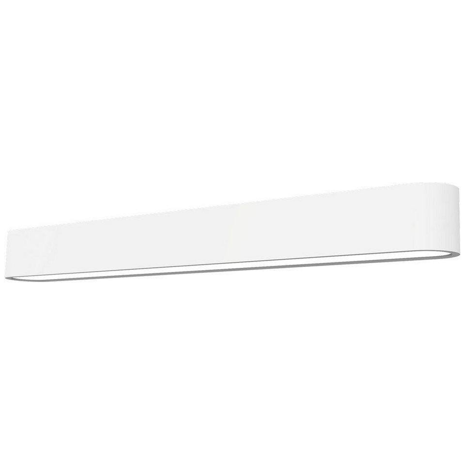 Licht-Trend Wandleuchte »Talu Wandleuchte 60 cm in Weiss« in Weiß