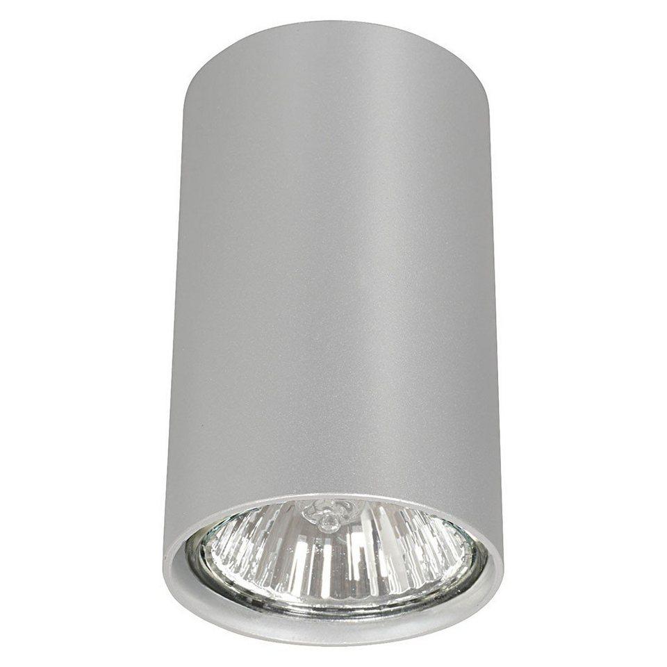 Licht-Trend Deckenleuchte »Eye S Deckenleuchte 10 cm in Silber« in Silber