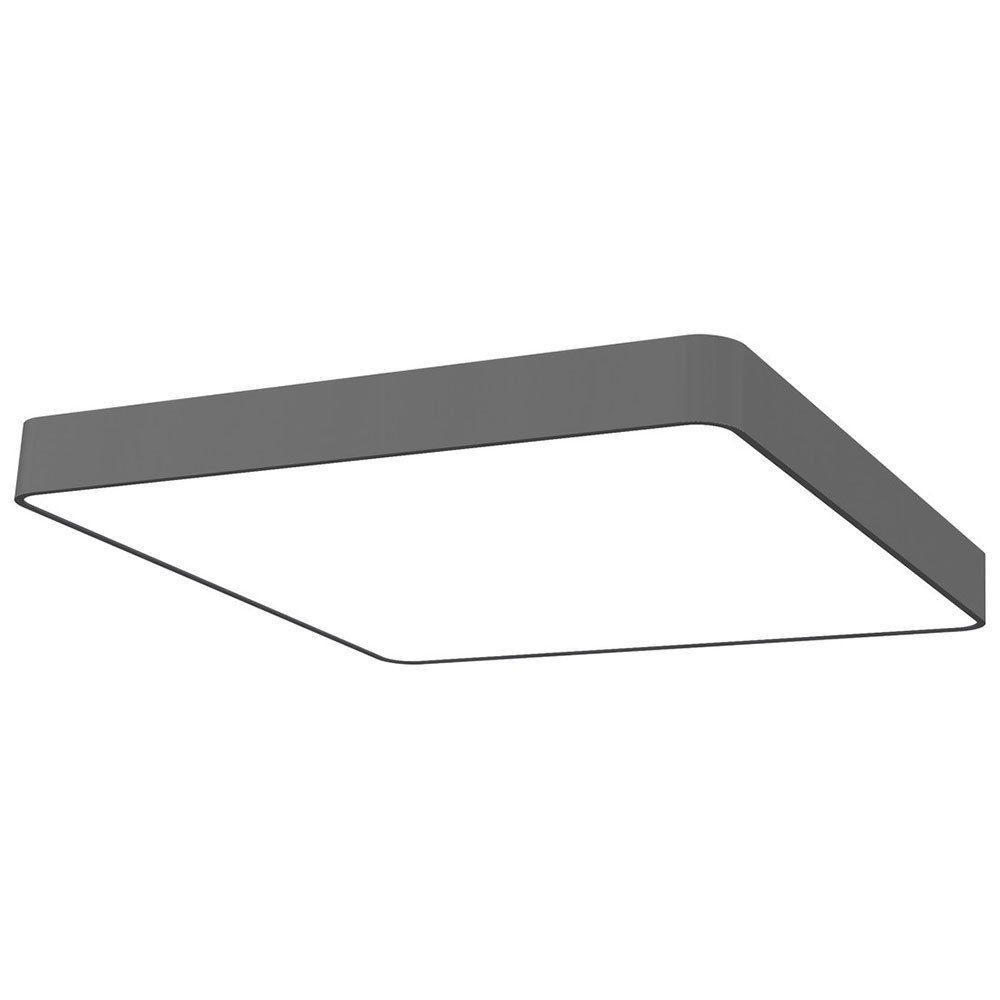 Licht-Trend Deckenleuchte »Talu Deckenleuchte 60 x 60 cm in Anthrazit«