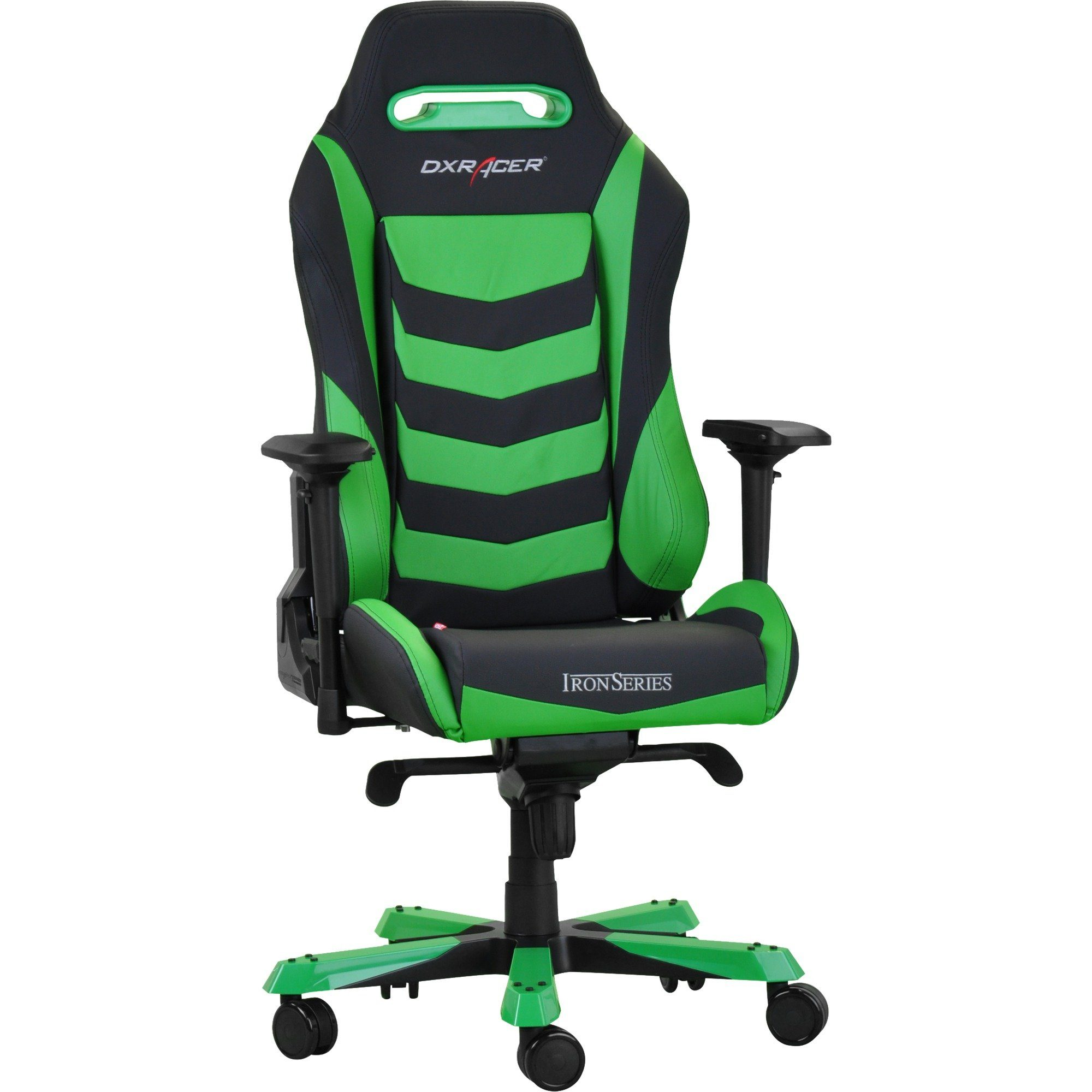 DXRacer Spielsitz »IRON Gaming Chair bk/gn«