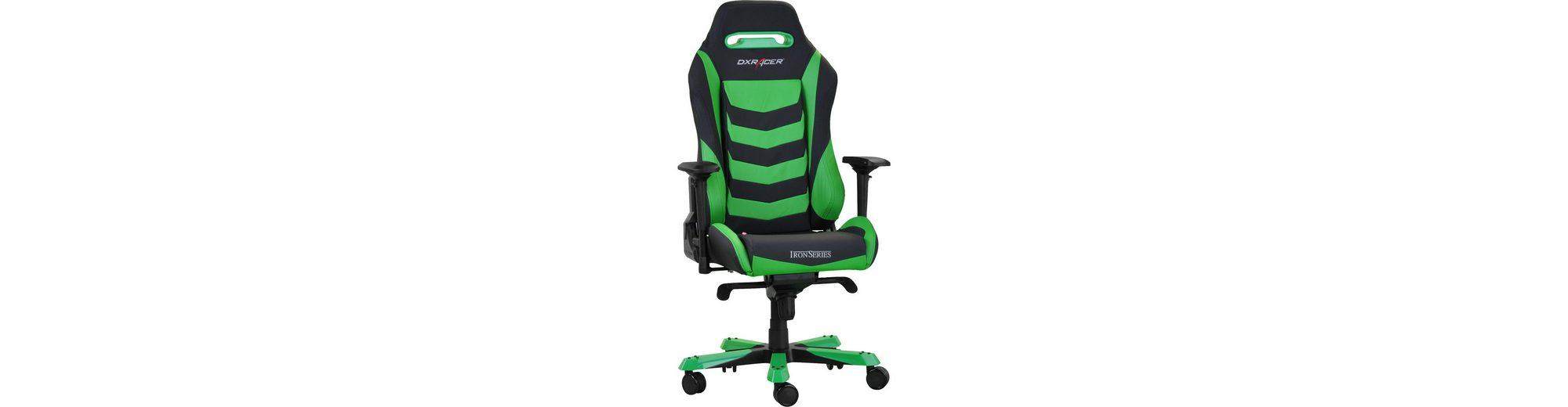 DXRacer Spielsitz »IRON Gaming Chair bk/gn«