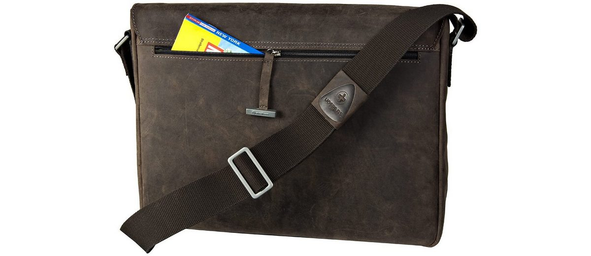 Strellson Notebooktasche / Tablet Hunter Messenger LH Spielraum Bilder Günstige Preise Zuverlässig DK6LWDO