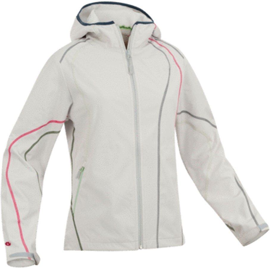 Salewa Softshelljacke »Ragni SW Women Jacket« in weiß