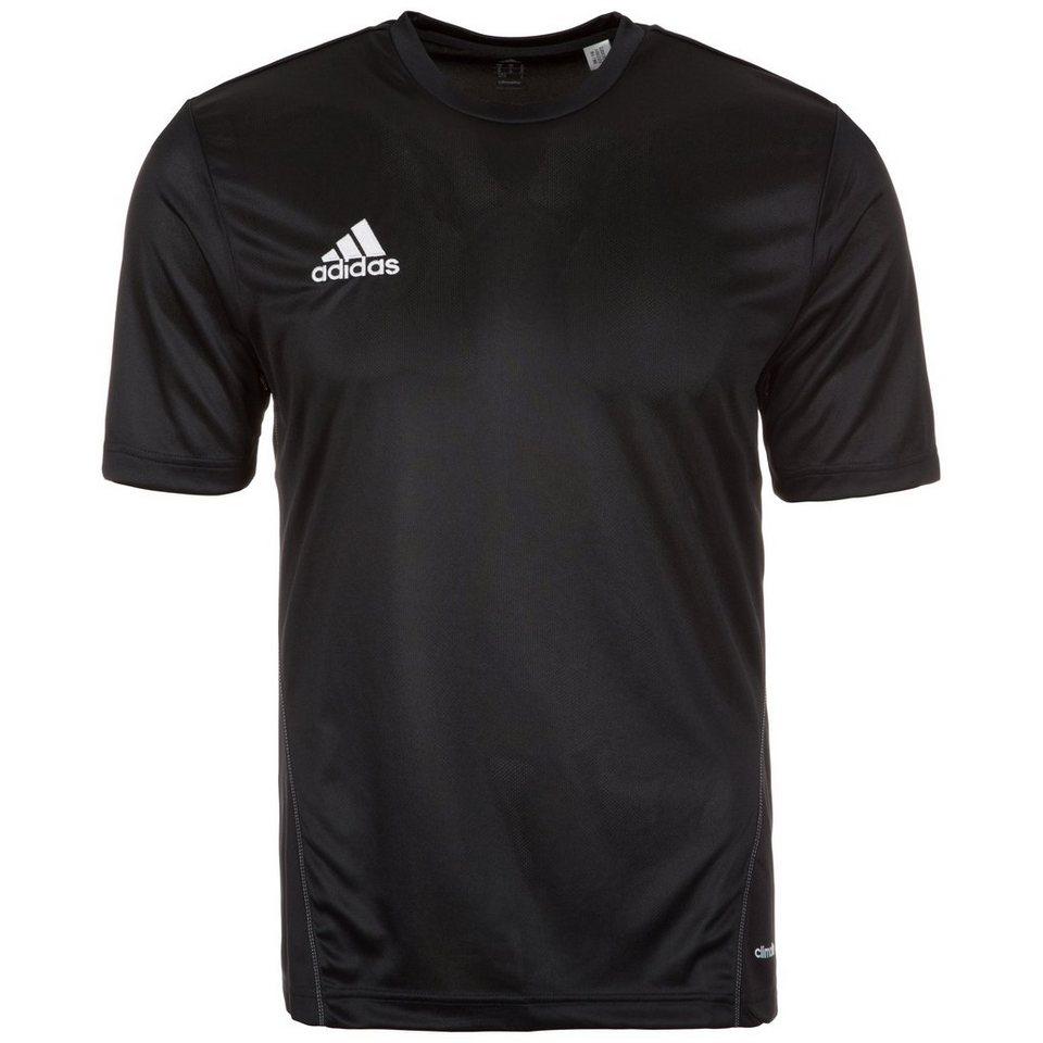 adidas Performance Core 15 Trainingsshirt Herren in schwarz / weiß