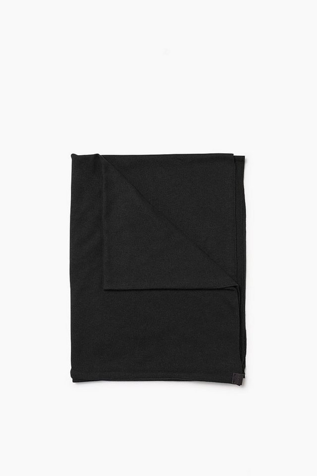 EDC Basic Jersey Loop-Schal in BLACK