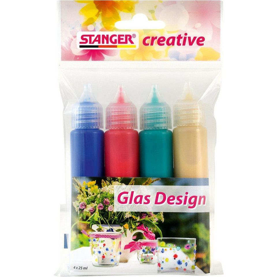 Stanger kaufen Glas Design Set, 4 x 25 ml online kaufen Stanger da5c95
