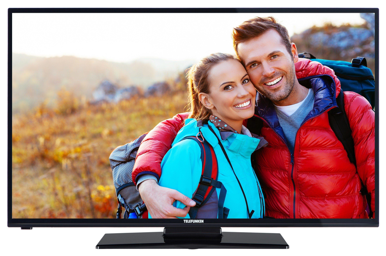 Telefunken LED-Fernseher (43 Zoll, Full HD, DVB-T2 HD, SmartTV) »XF43A401«