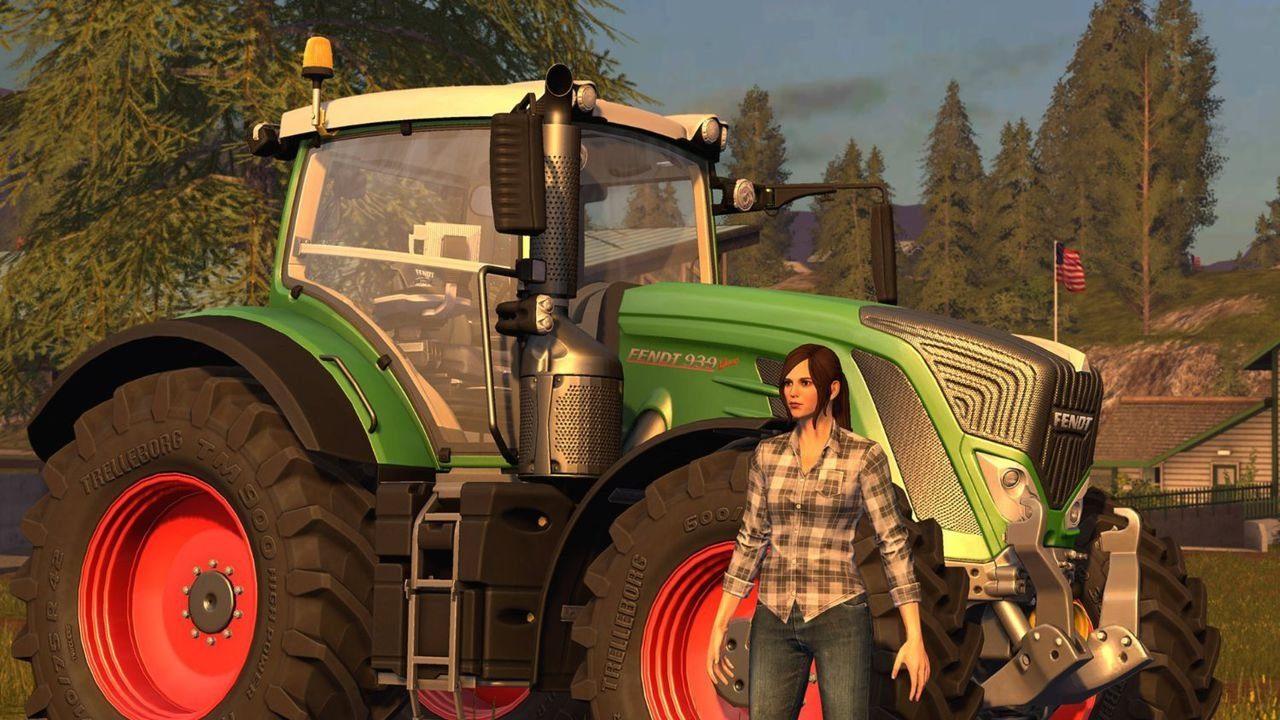 Astragon PC - Spiel »Landwirtschafts-Simulator 17«