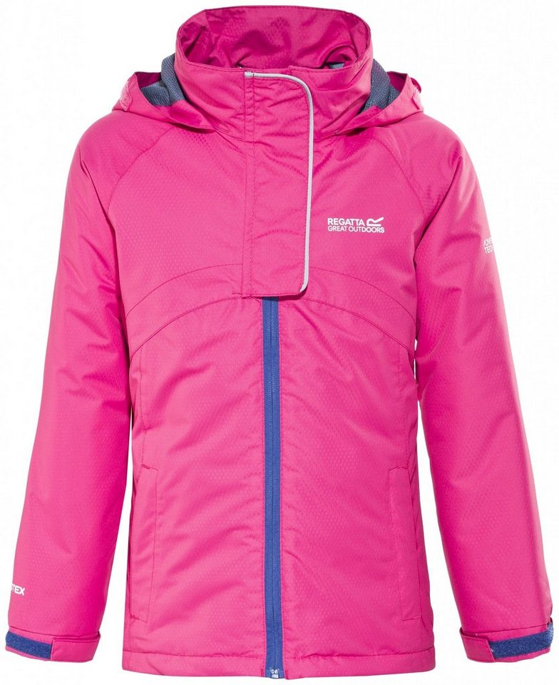 Regatta Outdoorjacke »Spinball Girls« in pink