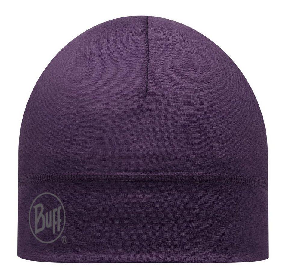 Buff Accessoire »Merino Wool Hat 1 Layer« in lila