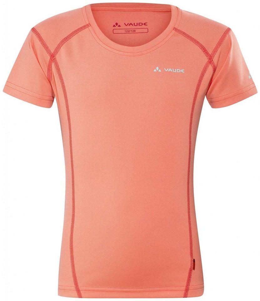VAUDE T-Shirt »AM Girls T-Shirt« in orange